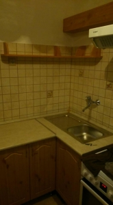 Kis helyre kis konyhát